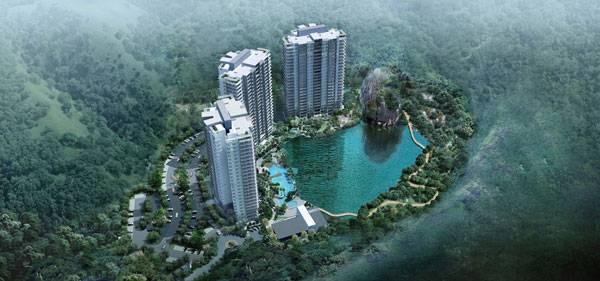 The Haven Lakeside Residences, by Malik Lip & Associates Sdn Bhd