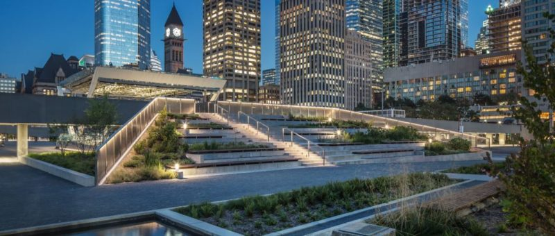 The canadian society of landscape architects announces for Society of landscape architects