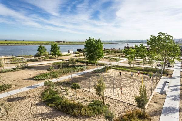 Tagus Linear Park