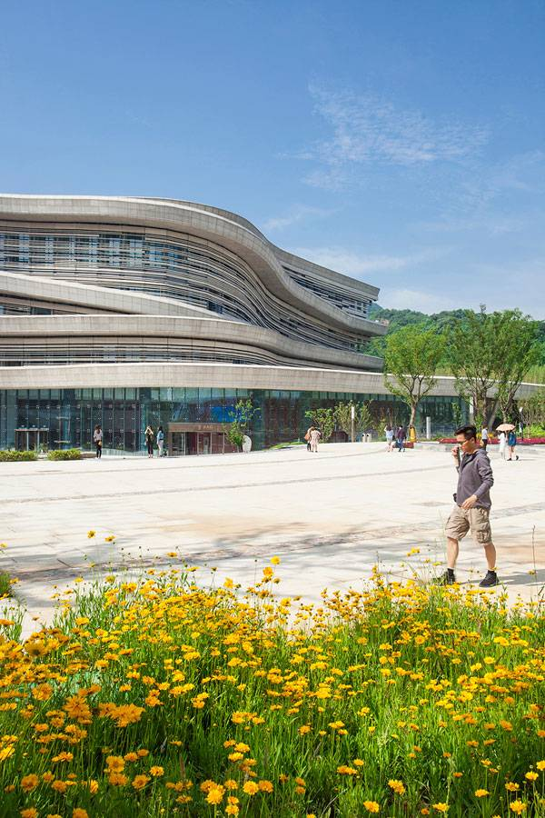 Fangshan Tangshan National Geopark Museum