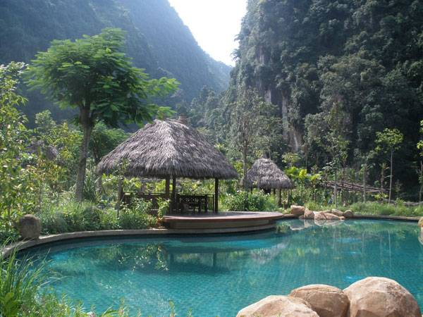 The Banjaran Hotsprings Retreat. Photo courtesy of Malik Lip & Associates Sdn Bhd