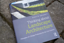 Bruce Sharky Wants You to Start Thinking About Landscape Architecture