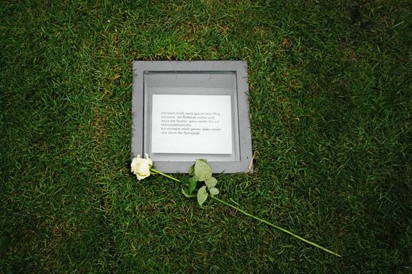 Garden of Remembrance. Photo credit: Christian Ahlborn
