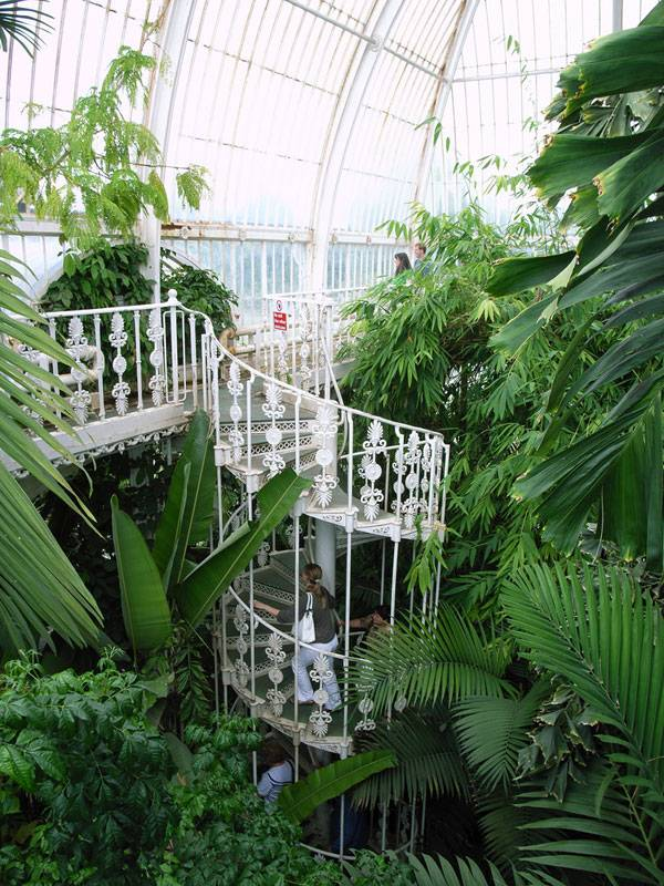 Image: The Palm House (1844-8) by Decimus Burton and Richard Turner, Kew Gardens, London. Photo credit: By Steve Cadman, via Flickr. SA-CC 2.0