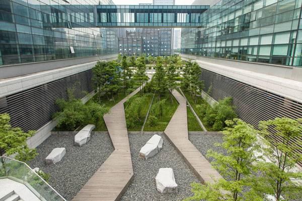 Symantec Chengdu Campus. Photo credit: Tom Fox