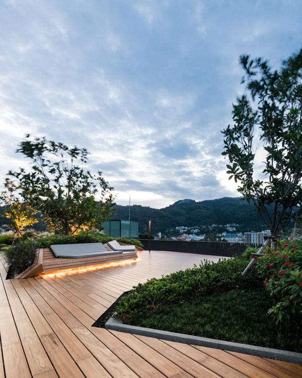 The Deck project. Photograph Credit:  Wison Tungthhunya