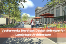 Vectorworks Develops Design Software for Landscape Architecture