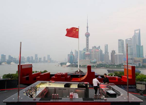 Red Rouge. Image courtesy of 100architects
