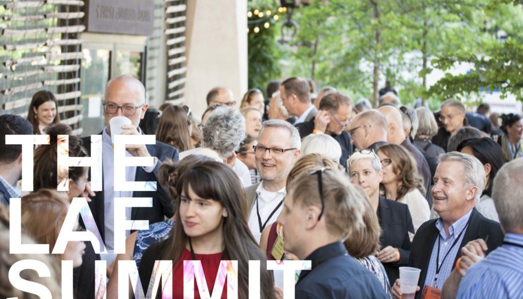 The Landscape Architecture Foundation Summit