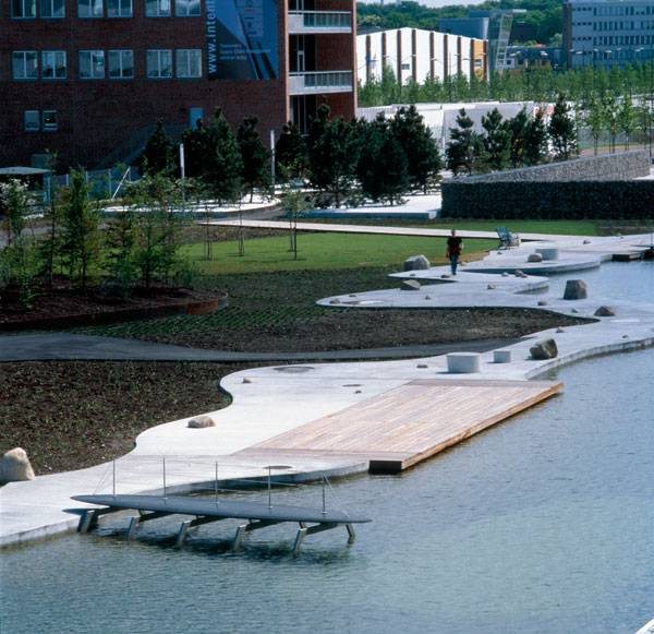 Anchor Park. Image Courtesy of SLA