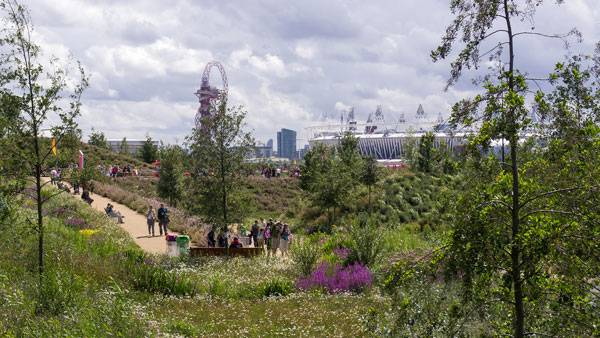 Olympic Park. Photo credit: Ed Webster,via Flickr. Licensed under CC 2.0