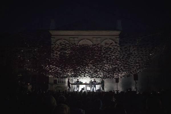 Nature Concert Hall 2016. Photograph Credit: Uldis Lapins