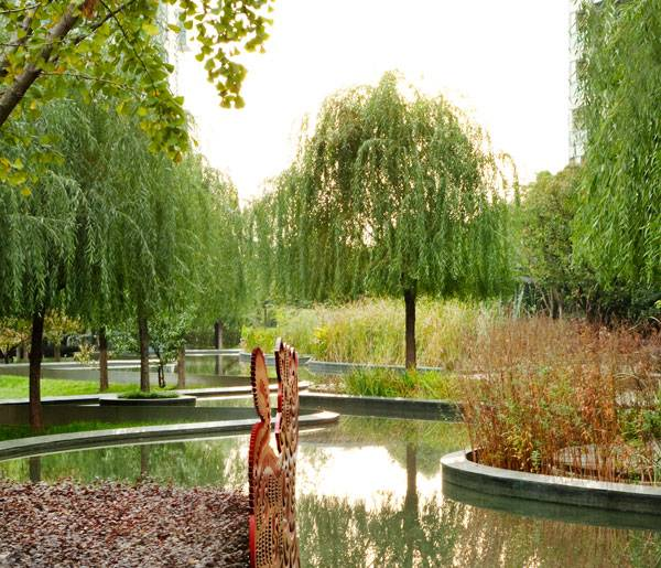 Bamboo Garden Nanjing. Photo credit: Patrick Bingham-Hall