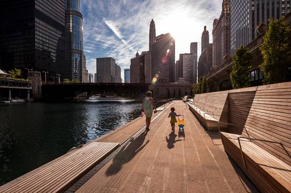 Chicago Riverwalk Expansion