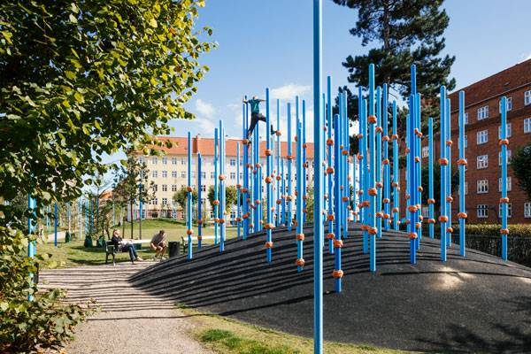 Guldbergs Plads. Photo courtesy of `1:1 landskab