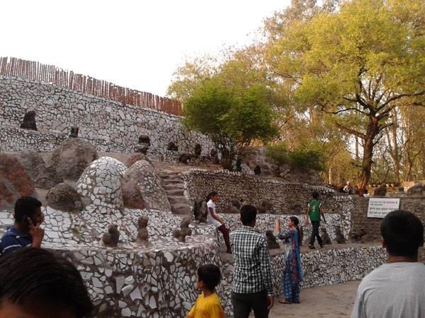 The Rock Garden. Photo Credit: Bhanu Mahajan