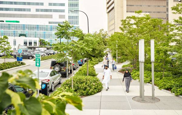 Buffalo Niagara Medical Campus Turns Sidewalk into Awesome ...