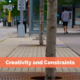 Creativity and Constraints