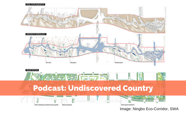 Podcast: Undiscovered Country