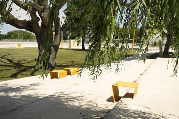 Green Arena byStradivarie Associated Architect. Photo credit: Gianna Omenetto