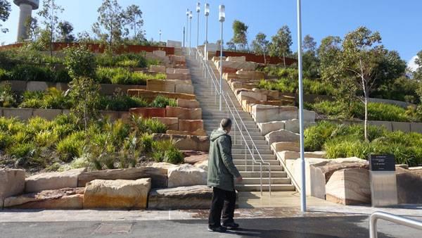 Barangaroo Reserve. Image credit: PWP Landscape Architecture, www.pwpla.com