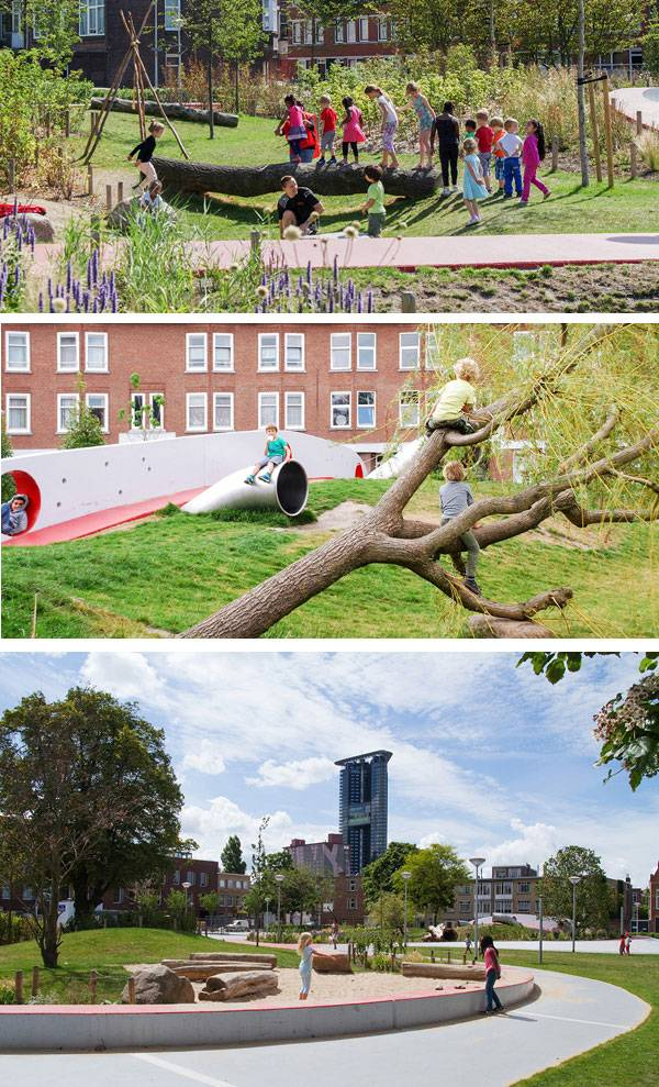 landscapes designed for children