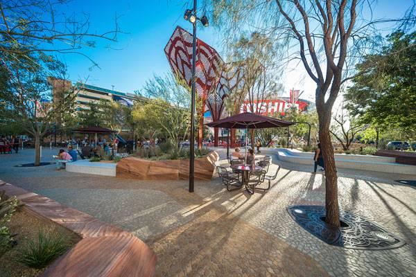 The Park, Las Vegas. Photo credit: Hanns Joosten