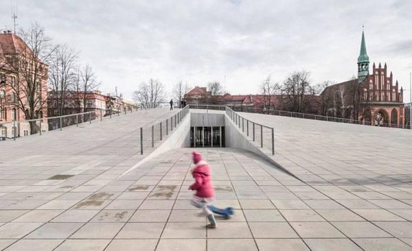 Przelomy Centre for Dialogue. Photo credit: Juliusz Sokolowski