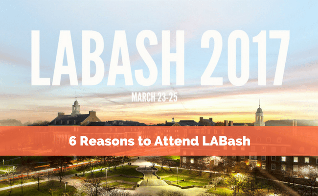 6 Reasons to Attend LABash 2017