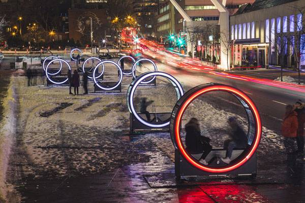 Loop. Photo credit: Ulysse Lemerise -OSA Images