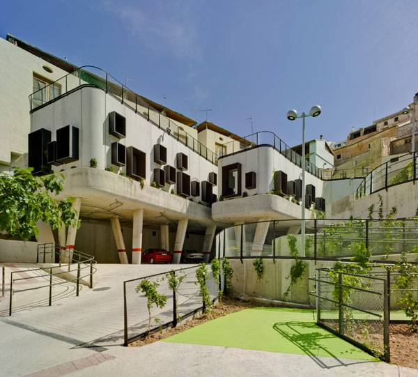 """El Coso"" Garden and Business Incubator. Photo Credit: David Frutos"