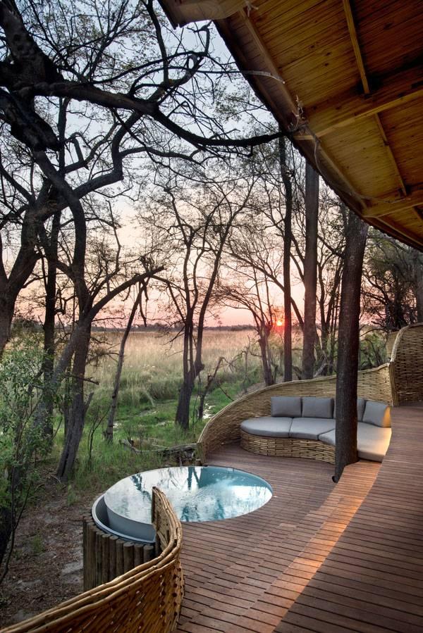 Sandibe Okavango Safari Lodge Photo credit: Dook