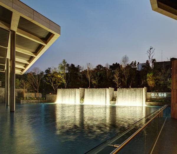 OASIS Coyoacán. Photo credit: DLC Architects