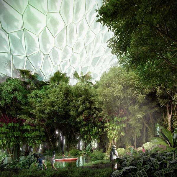 Eden Soestdijk. Image courtesy of Mecanoo