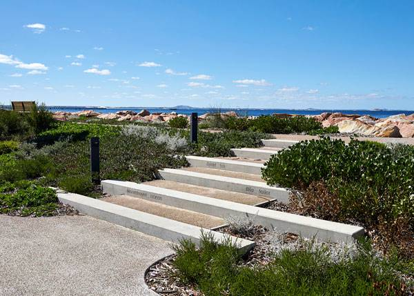Esperance Waterfront. Photo credi: Peter Bennetts