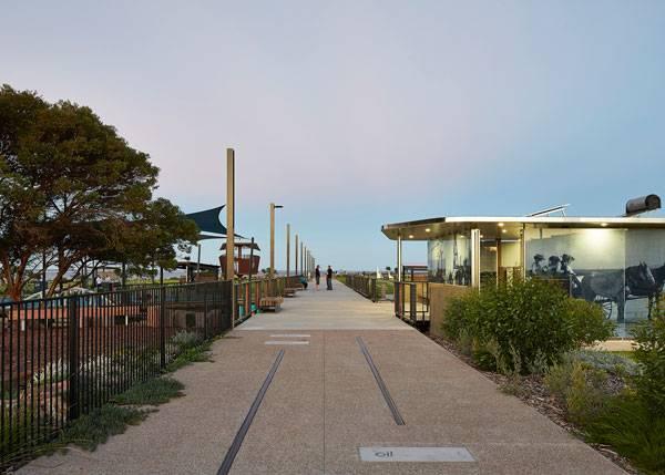 Esperance Waterfront. Photo credi: Peter Bennetts