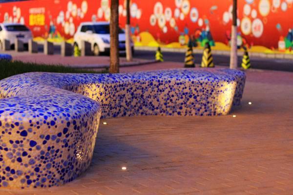 Funmix Shopping Centre. Credit: LSA Design