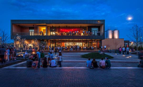 Surly Destination Brewery. Photo credit: Paul Crosby Photography