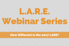 How Different is the 2017 LARE?