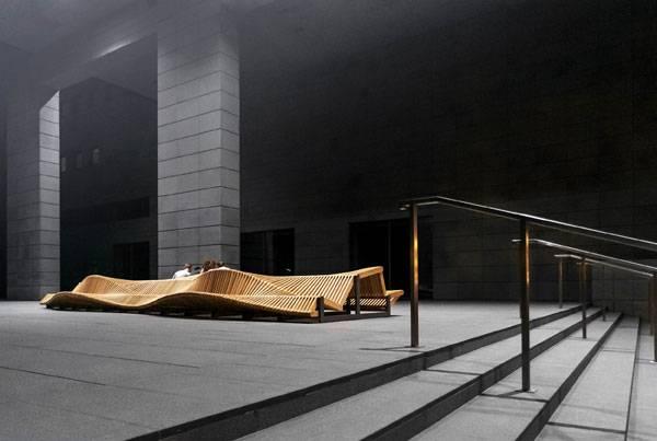 Uiliuili Bench. Photo credit: Alexei Sidelnikov