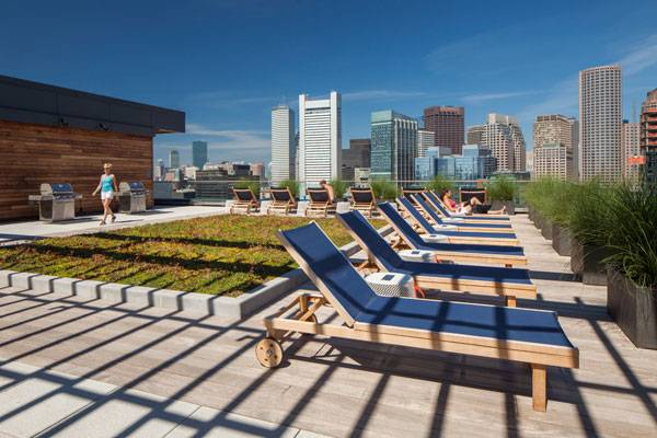 Watermark Seaport. Photo courtesy of Copley Wolff Design Group