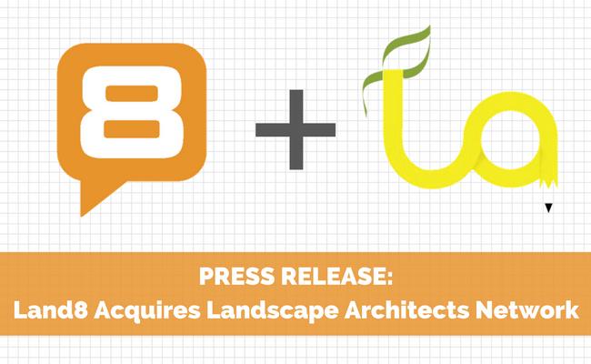 Land8 Acquires Landscape Architects Network