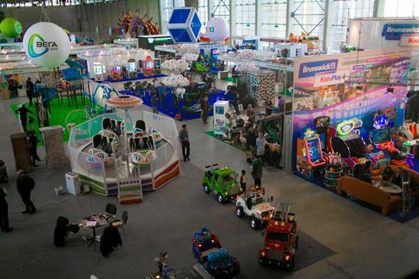 Eurasian Amusement Parks And Attractions Expo 2013
