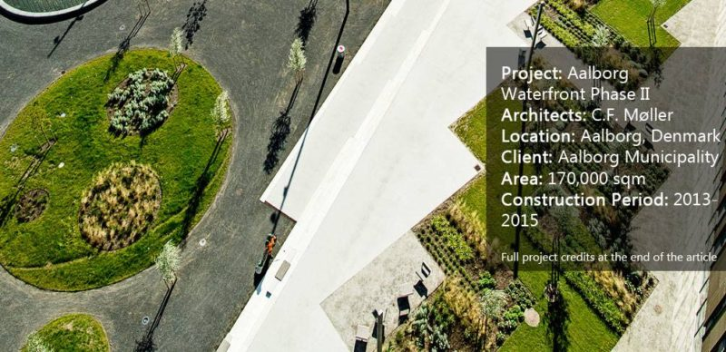 Aalborg Waterfront Phase II