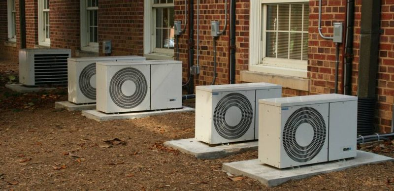 Clever ways to use landscaping to hide that ugly AC unit