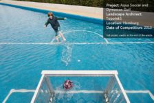 Aqua Soccer and Dymaxion Golf. Photo credit: Hanns Joosten