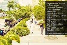 Buffalo Niagara Medical Campus. Credit: SCAPE
