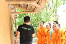 Saving Wildlife Through Building Community led Eco-lodges in Cambodia