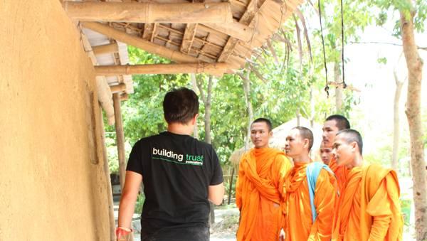 Saving Wildlife Through Building Community led Eco-lodges in Cambodia
