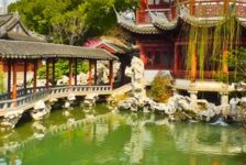 The Chinese Garden | Book Review